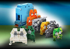 Terminal Blocks offer variety of accessories.