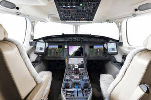 EASy II Granted FAA and EASA Approval for Falcon 7X