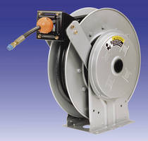 Hose Reel is rated from 3,000-10,000 psi and -60 to 250°F.
