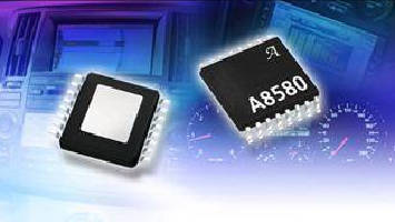 Buck Regulator provides ±1.0% output voltage accuracy.