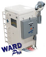 Waterjet Abrasive Recycling System reduces consumable consumption.