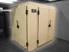 Modular Desiccant Rooms come in custom sizes.