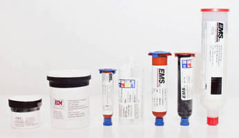 UV Cure Adhesive suits microelectronic assembly applications.