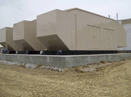 Enclosures Protect Cummins Standby Power Generating Stations at Oklahoma Water Treatment Plant