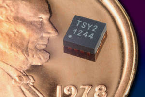 Digital Temperature Sensors have SMT-compatible package.