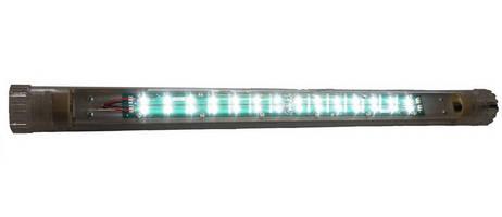 Linear LED Tube Light has lightweight, impact-resistant design.