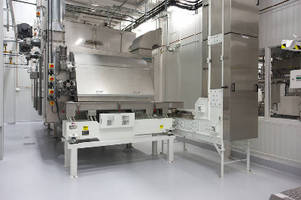 Sanitary Dryers help to ensure food safety.