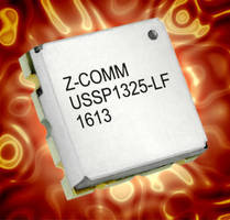 Miniaturized L-Band VCO features low phase noise.