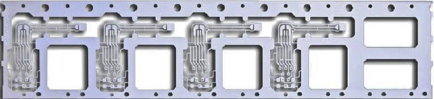 Photo-Etched Lead Frames target IC manufacturers.