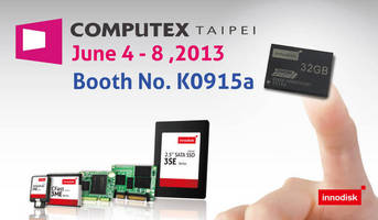 Innodisk to Showcase Embedded Industry's Smallest SSD - nanoSSD at Computex 2013