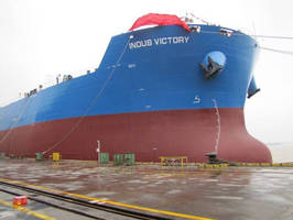MV Indus Victory Joins MSPL's Fleet as the Fourth Ship