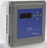 Electromagnetic Flow Transmitter measures conductive fluids.