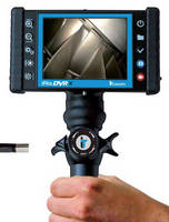 Professional Videoscope meets inspection specialist's needs.