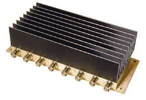High Power Combiner handles up to 32 W. .