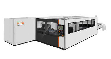 CO2 Laser-Cutting System features 6 x 12 ft format.