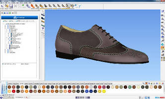 Project Management Software targets footwear industry.