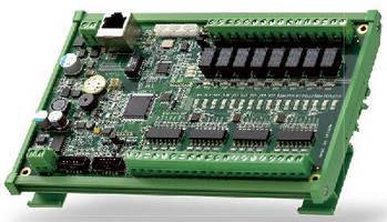 Remote I/O Control Module features web-based design.