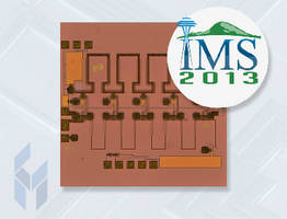 Custom MMIC to Debut Several New Amplifiers and I/Q Mixers at IMS