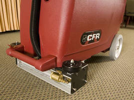 Cleans 8,000 Square Feet of Carpet per Hour