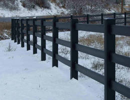 Plastruct Canada Inc. Offers Equine Safety Fencing