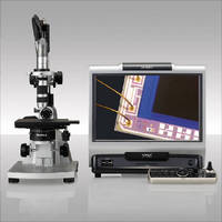 All-in-One Microscope offers 0.1-5,000x magnification range.