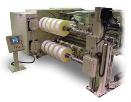 Turret Slitter/Rewinder offers several automation options.