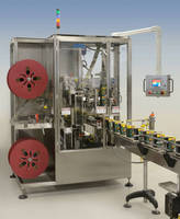 Shrink Labeler offers enhanced control and capabilities.