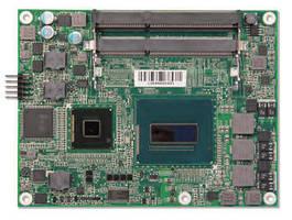 COM Express Module features 4th Gen Intel Core processor.