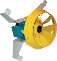 MNC Mixed Flow Cooling Fan