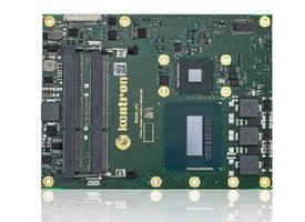 Computer-on-Module supports 4th Gen Intel® Core(TM) processors.
