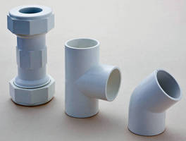 Rigid Vinyl permits high-speed, multi-cavity parts moulding.