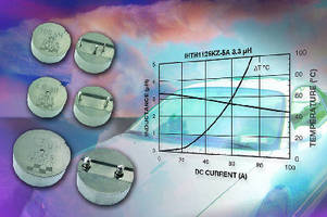 High-Temperature Inductors target automotive applications.