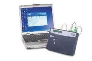Portable Environmental Temperature Data Logger