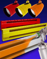 High Temperature Coatings suit lighting and heating products.