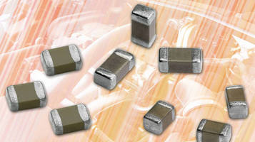 Automotive SMD MLCCs conserve space and operate up to +150