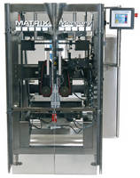 Matrix Brings Its Top Selling Vertical Form-Fill-Seal Bagging Machine to East Pack 2013, June 18-20, in Philadelphia
