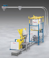 Tubular Cable Conveyor transfers food, non-food products.