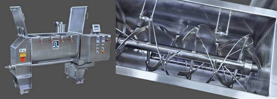 Ross Expands Ribbon Blender Inventory