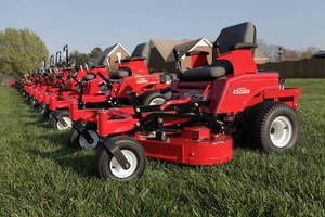 New Zero Turn Mowers from Country Clipper Mowers