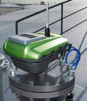 Wireless Terminal enables safe, efficient tank level measurement.