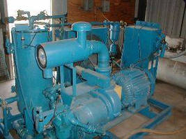 Monitoring Air Compressor Runtime and Current