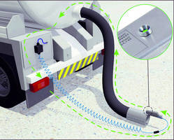 Hose-Continuity Tester monitors static electric charge buildup.