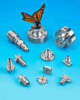 Custom Machined Fittings are precision manufactured.