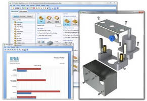 Design for Assembly Software supports lean manufacturing.