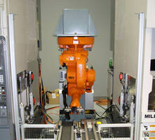Parts and Tools Handling Robot supports payloads up to 10 kg.