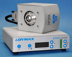 LED Light Curing System produces consistent, reliable bonds.