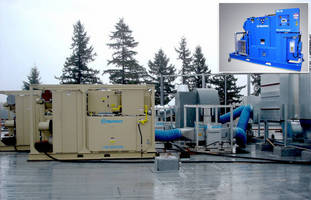 Rugged Desiccant Dehumidifiers accommodate rental companies.
