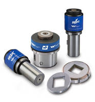 Wilson Tool Introduces EXP(TM) Punch Technology for Fab/Thin Turret Tooling