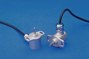 Non-Contact Angle Sensors operate in harsh environments.