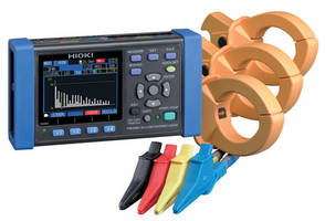 Clamp On Power Logger offers harmonic analysis capabilities.